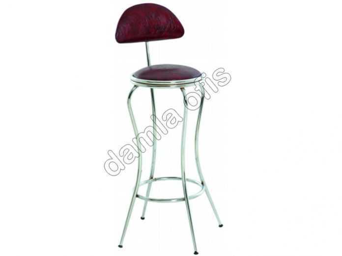 Arkalıklı bar sandalyeleri modelleri, sırtlı bar taburesi, sırtlı bar sandalyesi.